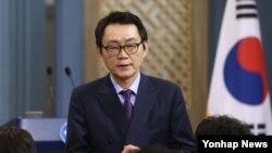 윤창중 청와대 대변인. (자료사진)