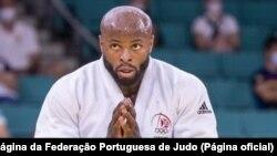 Jorge Fonseca, judoca português
