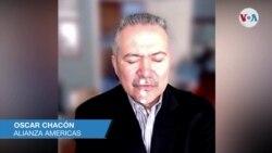 Oscar Chacón/Alianza Americas