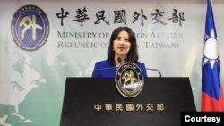 台灣外交部發言人歐江安(資料照)