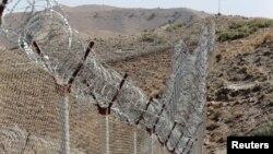 Ograda na granici Pakistana i Avganistana