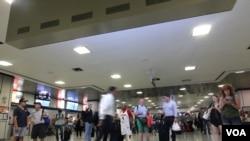 纽约宾州车站是美国最繁忙的客运车站