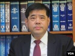 台湾外交部北美司司长陈立国