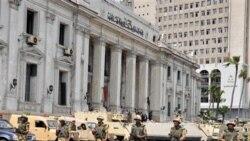 ۳ وزیر پیشین مصر تبرئه شدند