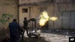 Các lực lượng do Mỹ yểm trợ đã và đang chiến đấu để giành lại Mosul, cứ địa của Nhà nước Hồi giáo.