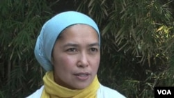 Dian Alyan, pendiri yayasan GiveLight.
