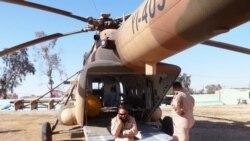 Los militares estadounidenses no se encontraban en ese momento en la base aérea Ain al-Asad donde entrenaban a militares iraquíes.