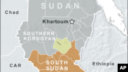 A group of South Sudanese villagers say they were attacked in their village in South Kordofan by Misseriya Arab nomads.