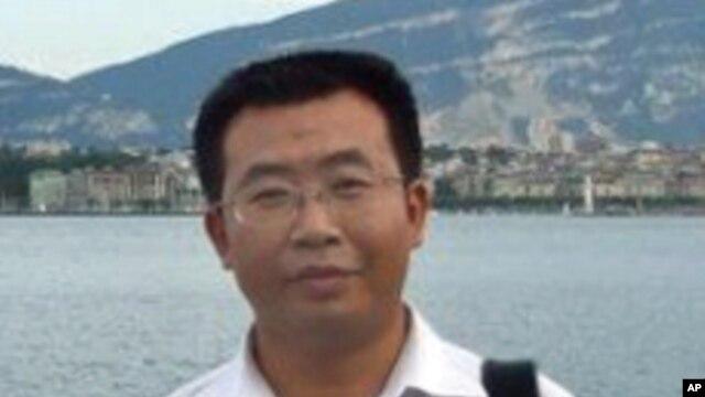 北京维权律师江天勇