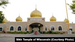 Six people were killed when a white supremacist attacked the Gurdwara or Sikh Temple of Wisconsin five years ago.