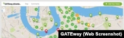 GATEway Map of Greenwich