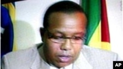 Patrice Trovoada,antigo primeiro-ministro de São Tomé e Príncipe