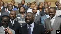 科特迪瓦总统巴博
