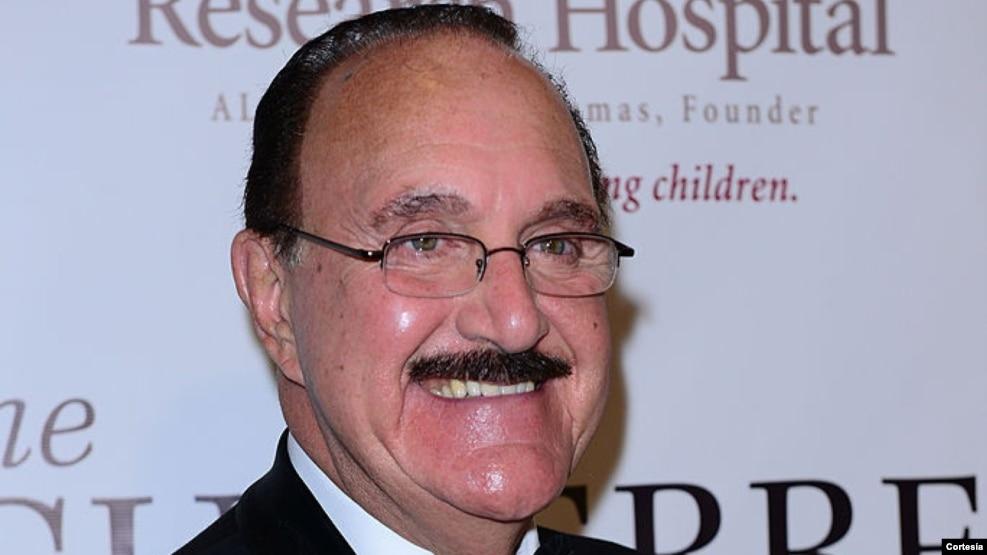 Guillermo Benites presentador de Univisión falleció en su casa de Miami tras una breve enfermedad