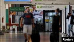 Aerodrom u Braziliji, (Foto: Rojters/Adriano Machado)