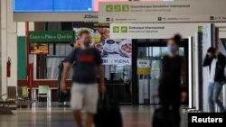 Міжнародний аеропорт в бразильській столиці Бразиліа 24 травня 2020 р.