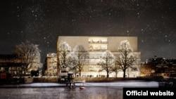 طرح جدید ساختمان نوبل از معمار بریتانیایی دیوید چیپرفیلد