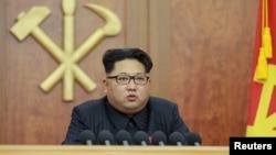 北韓領導人金正恩進入第四年統治 1月1日新年講話。