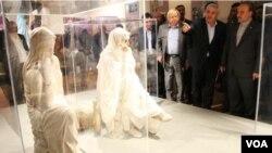 تندیس پنه لوپه در تهران