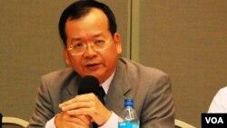 兩岸共同市場基金會執行長陳德昇(美國之音湯惠芸)