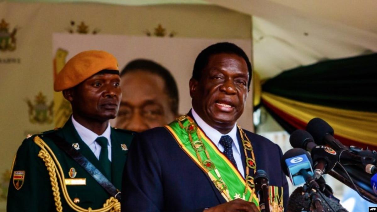 Le zimbabwe f te son ind pendance sans mugabe au pouvoir for Garage 4 fois sans frais 77
