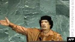 قذافی: کاش اوباما می توانست برای همیشه رییس جمهوری آمریکا باقی بماند