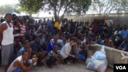 Eritreans In Djibouti handed to UNHCR