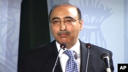 Pakistan Foreign Ministry spokesman Abdul Basit (File Photo)