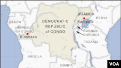 IKarata ya Kongo