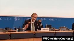 Zaben Shugabar WTO