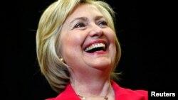 Hillary Clinton, 'yan jam'iyyar Democrats