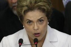 Regresso de Dilma quase impossivel, dizem analistas brasileiros