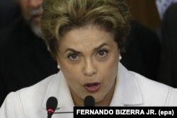 Dilma Rousseff sonuna kadar savaşmakta kararlı