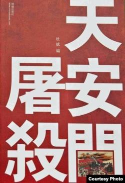 杜斌的《天安门屠杀》封面