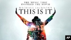 Michael Jackson Returns in 'This Is It'