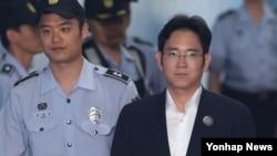 Samsung chief Lee Jae-yong
