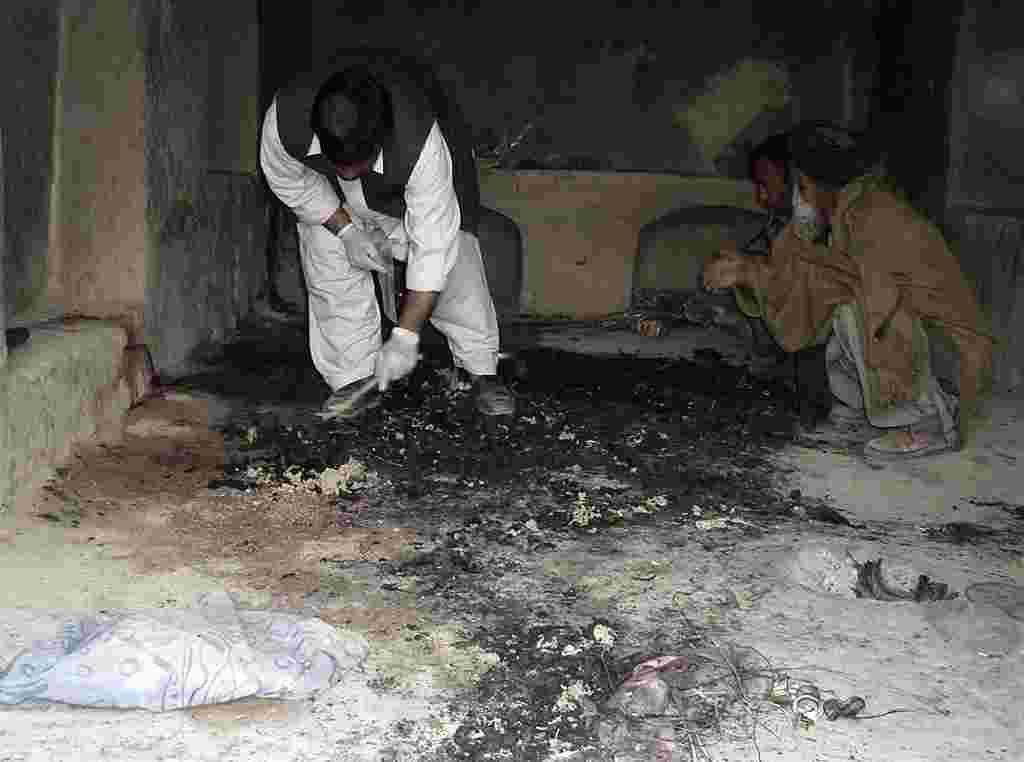 Los asesinatos de Kandahar fueron descritos como la peor atrocidad cometida por las fuerzas estadounidenses durante los 10 años de la guerra afgana.