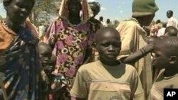 Reta Zunz' Ubumwe Za Amerika / Sudani