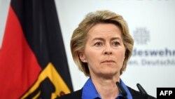 Міністр оборони Німеччини Урсула фон дер Лаєн