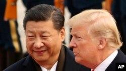 Ši Đinping i Donald Tramp, arhivska fotografija
