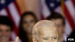 Wakil Presiden Amerika Serikat Joe Biden (foto: dok)