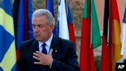 欧盟移民事务高级官员迪米特里斯·阿弗拉莫普洛斯