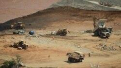 Ethiopia Dam Construction Continues