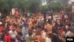 Impunzi z'Abarundi zahungiye mu Rwanda
