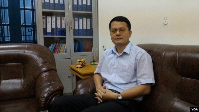 Ông Trần Việt Thái, Phó Viện trưởng Viện Nghiên cứu Chiến lược, Học viện Ngoại giao Việt Nam.