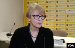 Sonja Biserko, predsednica Helsinškog odbora