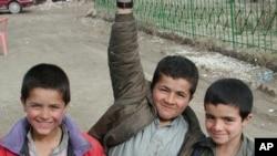 Afghan Orphans