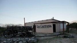 La agrupación Kombo Kolombia ofreció una presentación en el bar La Carreta, la noche del jueves.