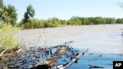 美國西部輸油管道破裂