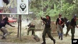 南蘇丹爆發部落衝突。